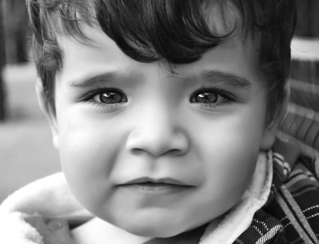 bambino altamente sensibile